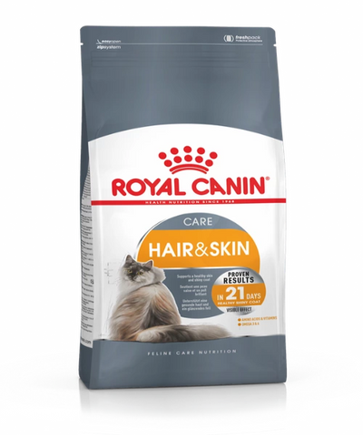 Royal Canin Hair & Skin Care Adult  Cat Food - Pet Mall