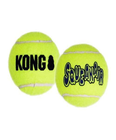 KONG Airdog Squeaker Tennis Ball - Pet Mall