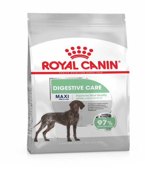 Royal Canin Maxi Digestive Care Adult Dog Food 10Kg - Pet Mall