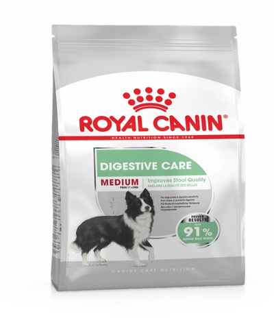 Royal Canin Medium Digestive Care Adult Dog Food 10 KG - Pet Mall