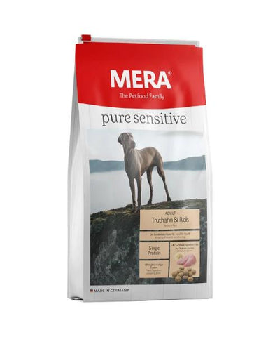 Meradog PURE Turkey and Rice – Gluten-Free Adult Dog Food - Pet Mall