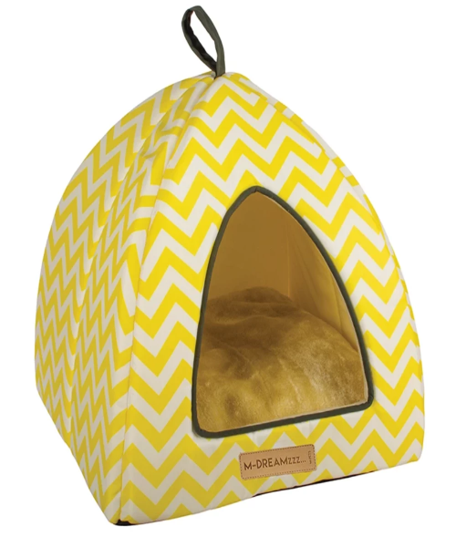 M-PETS Tasmania Tipi Cat Bed - Pet Mall