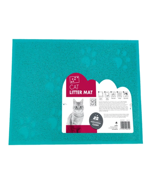 M-PETS Cat Litter Mat - Pet Mall