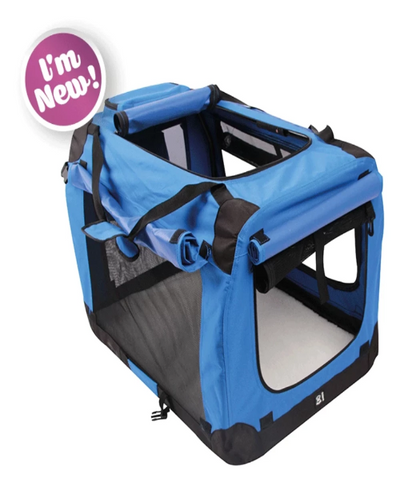 M-PETS Flow Crate Pet Carrier - Pet Mall