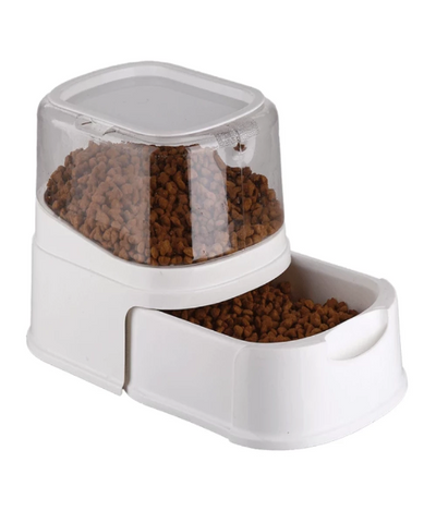 M-Pets Lena Food Dispenser For Cats and Dogs 3000ml - Pet Mall