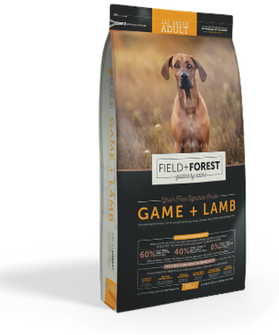 Field & Forest Game + Lamb Adult Breeds Grain Free - Pet Mall