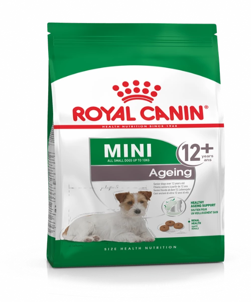 Royal Canin Mini Ageing 12+ Adult Dog Food 1,5 Kg - Pet Mall