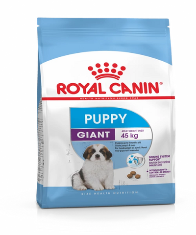 Royal Canin Giant Puppy Food - Pet Mall