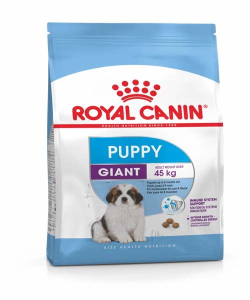Royal Canin Giant Puppy Food 15 KG - Pet Mall