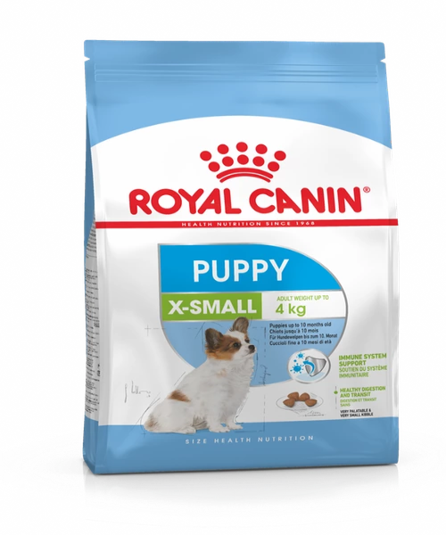 Royal Canin X-Small Puppy Food 1,5 KG - Pet Mall