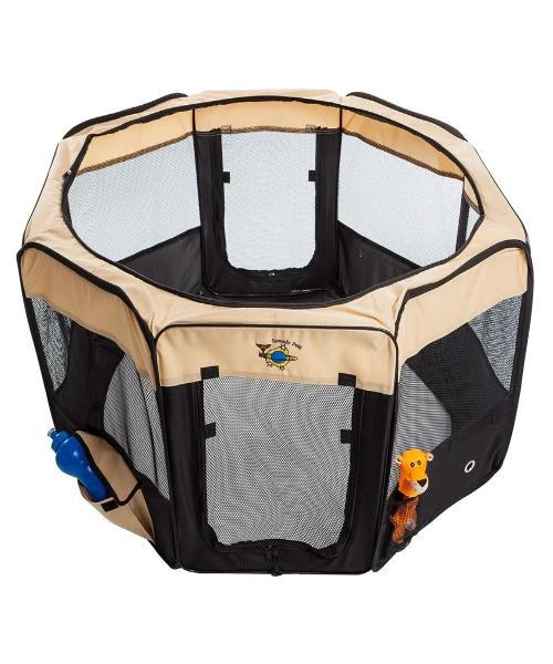 Cosmic Pets Pet Playpens Portable Play Pen for Dogs and Cats - Pet Mall