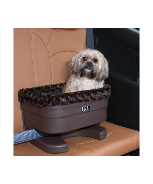 Pet Gear Plush Car Bucket Seat Booster - Pet Mall