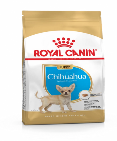 Royal Canin Chihuahua Junior Puppy Food 1,5KG - Pet Mall