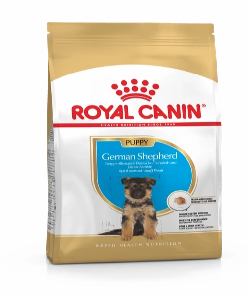 Royal Canin German Shepherd Junior Puppy Food 12KG - Pet Mall