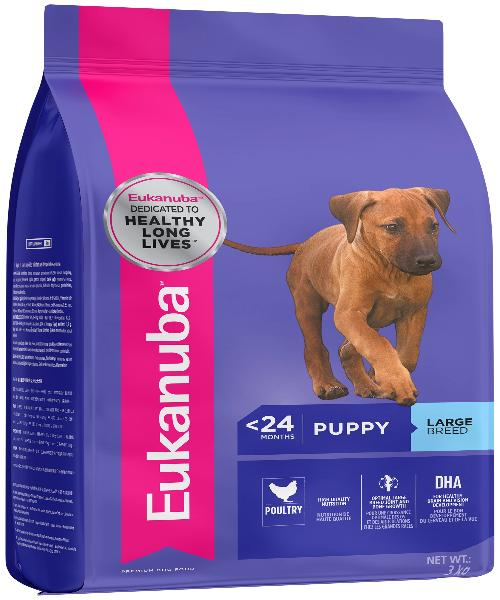 EUKANUBA Large Breed Puppy Food - Pet Mall
