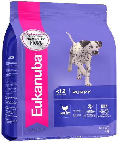 EUKANUBA Medium Breed Puppy Food - Pet Mall