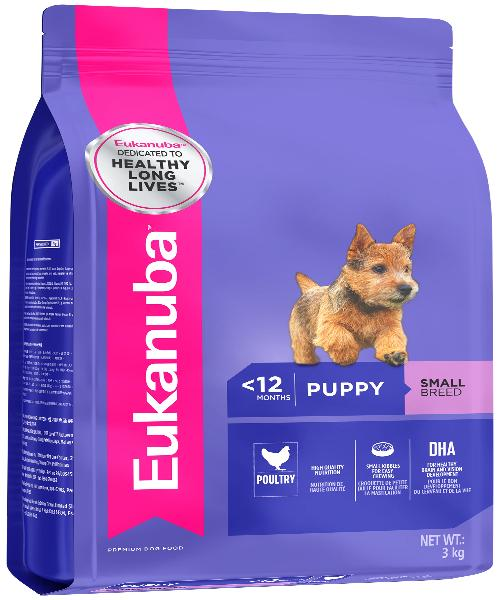 EUKANUBA Small Breed Puppy Food - Pet Mall
