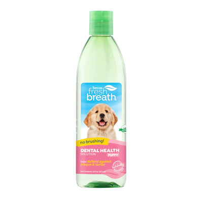 Tropiclean Fresh Breath Water Additive Puppy