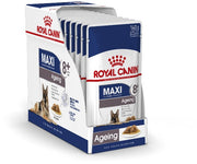 Royal Canin Maxi Ageing 8+ Wet Food Pouches 10 x 140g
