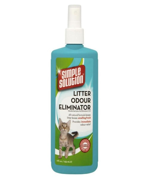 Simple Solution Cat Litter Odour Eliminator 500 mL - Pet Mall