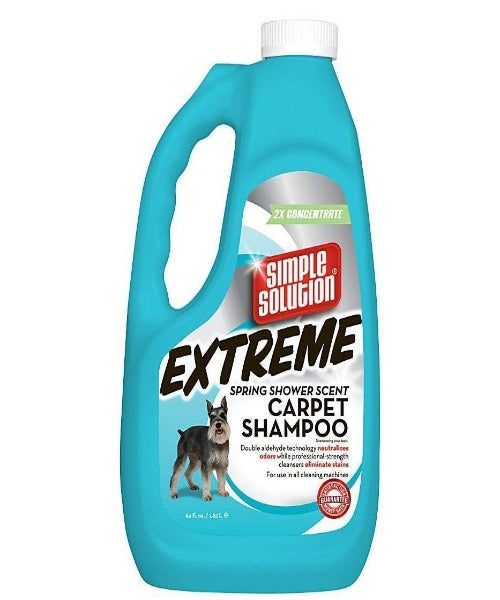 Simple Solution Extreme Carpet Shampoo Remover 1 L - Pet Mall