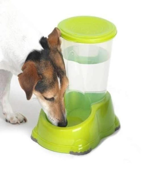 Moderna Smart Sipper Gravity Fed Food and Drink Dispensers - Pet Mall