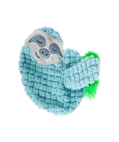 Petstages Snoozin Sloth Purr Pillow Cat Toy - Pet Mall