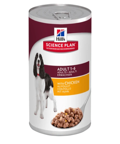 Hill's™ Science Plan™ Canine Adult with Chicken - Pet Mall