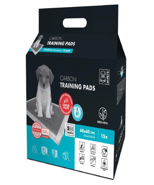 M-Pets Carbon Training Pads for Puppies - Pet Mall