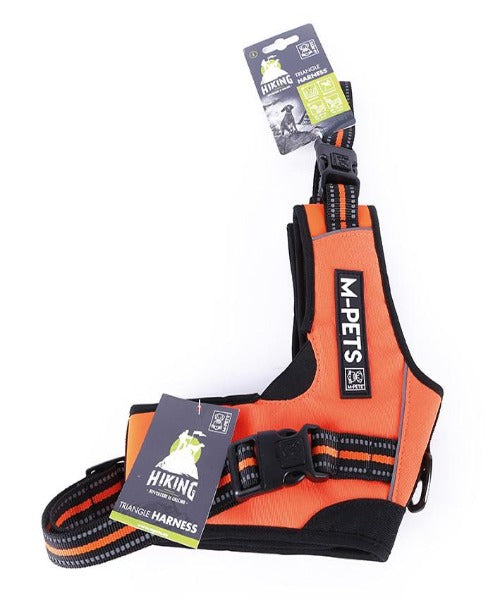 M-Pets Triangle Hiking Harness - Pet Mall