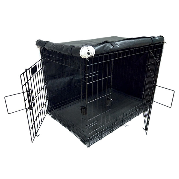 M-PETS Serenity Wire Dog Crate Cover - Pet Mall