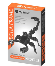 Load image into Gallery viewer, MyBuild Mecha Frame Toy Bricks Cool Model Complete Set Building Kit (Base Kit 1005)