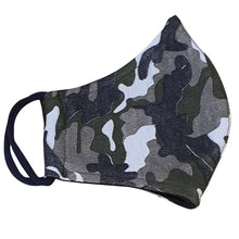 Load image into Gallery viewer, Camouflage face mask for men boy