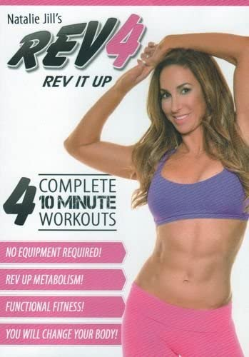 Natalie Jill's Rev 4 - Rev It Up DVD