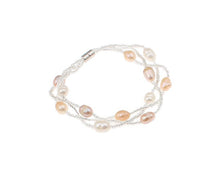 Load image into Gallery viewer, pearl bracelet