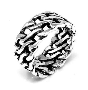 Womens Sterling Silver Ring