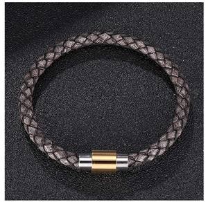 leather band for men