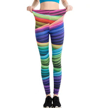 Load image into Gallery viewer, multi colours leggings