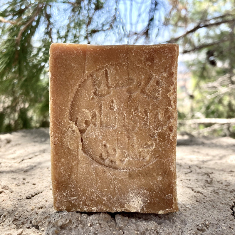 Laurel & Olive Oil Soap 200g