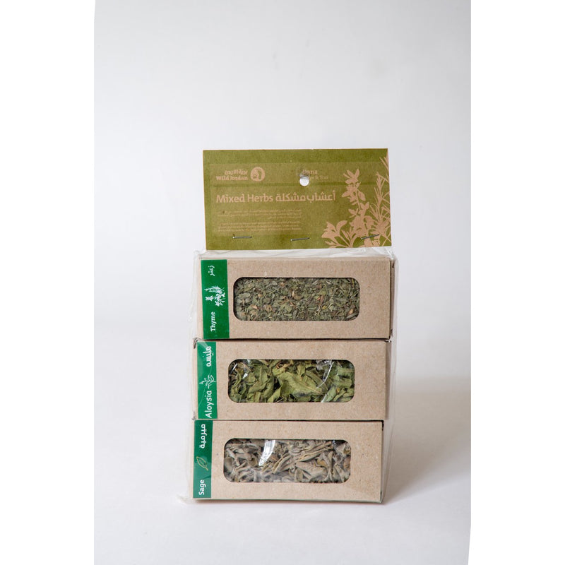 Mixed Herbs Kit