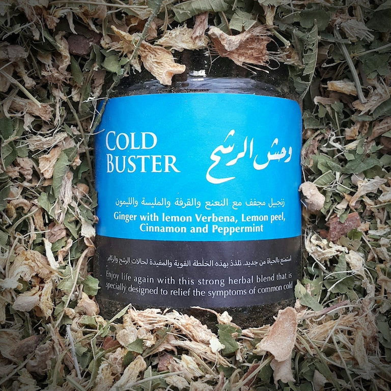 Cold Buster Tea 75g