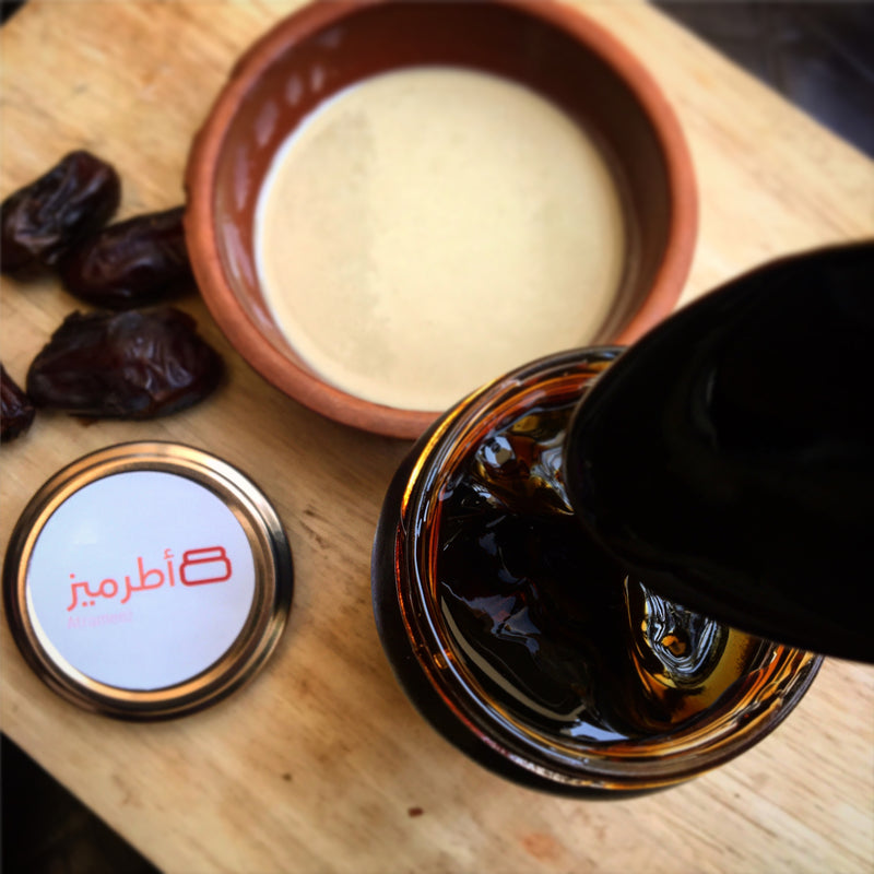 Date Molasses & Tahini