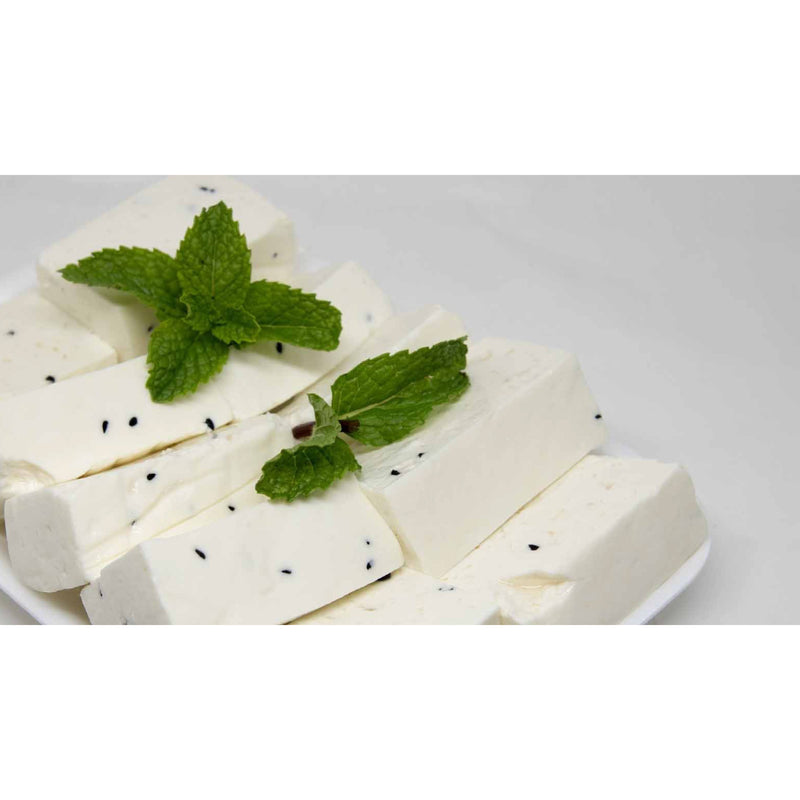White Cheese with Black Seeds 2 kilo
