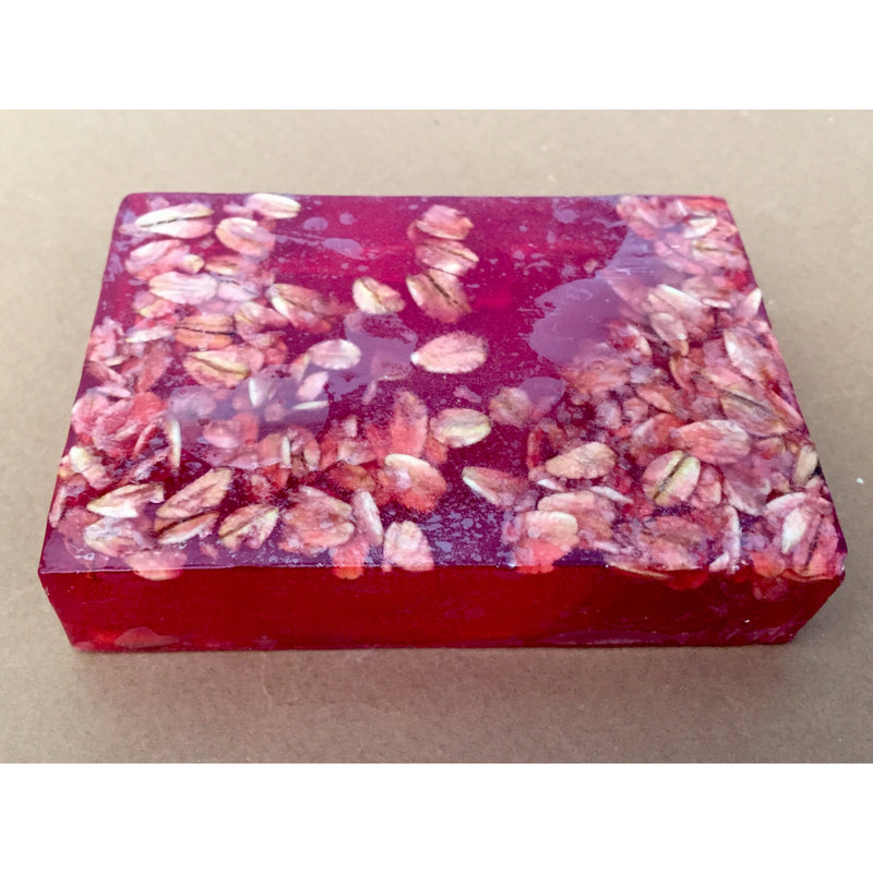 Rose & Oat Soap 100g