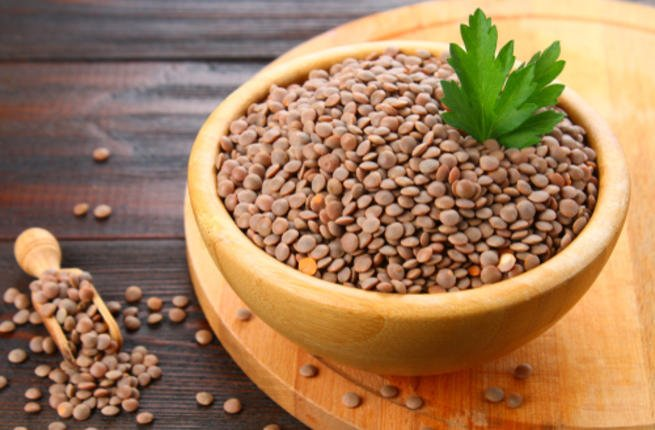 Small Brown Lentils