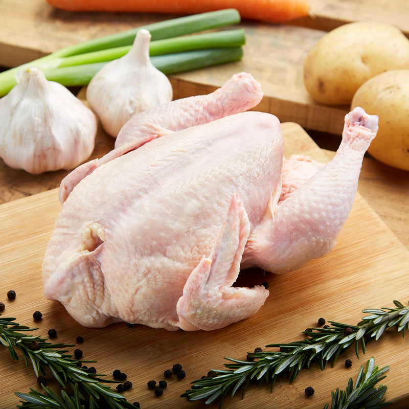 Fresh Frozen Whole Chicken (Pre-Order/ Minimum Order 3 Quantities)
