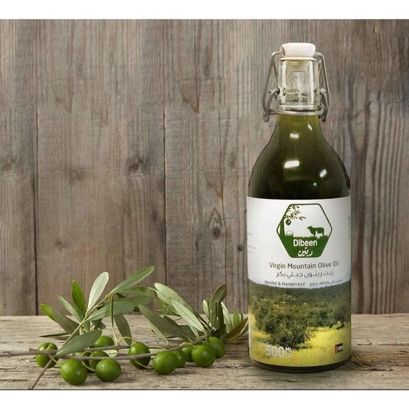 Dibeen Bottle - Extra Virgin Olive Oil - Cold Pressed
