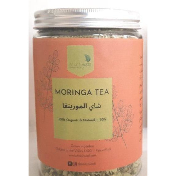 Local And Organic Moringa Tea 50g