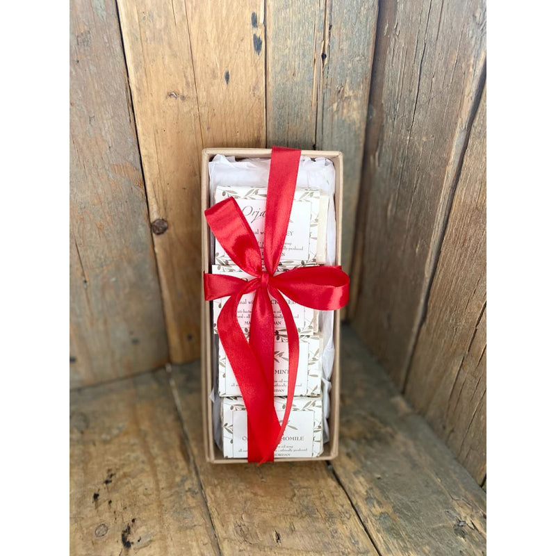Soap Gift Box 4 pieces
