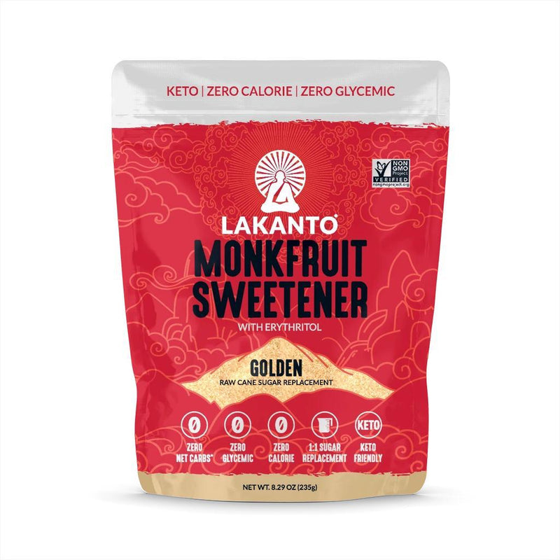 Golden Monk Fruit Sweetener 235g